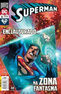 Hq DC Comics Superman Numero 28 / 5 com 48 Paginas Panini