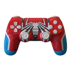 Controle para Ps4 Personalizado Spider Man Dualshock 4 Sony