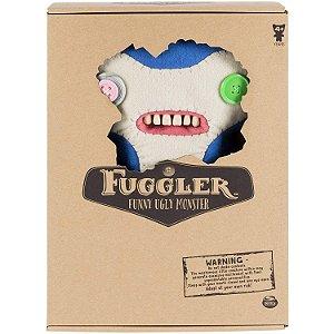 Pelucia Fuggler Funny Ugly Monstro Azul Grande Sunny 1916