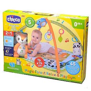 Brinquedo Novo Ginasio Magico dos Bichinhos Colorido Chicco