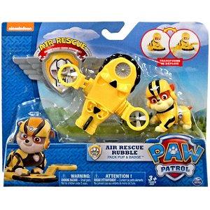Patrulha Canina Resgate Aereo Rubble Air Rescue Sunny 1339