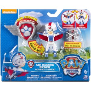 Patrulha Canina Resgate Aereo Ryder Air Rescue Sunny 1339