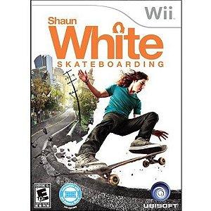 Jogo Lacrado Shaun White Skateboarding para Nintendo Wii