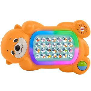 Linkimals Lontra Abc Infantil Som e Luzes Fisher Price Gjp62