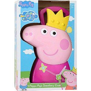 Brinquedo Kit Peppa Pig Maleta Sortida de Acessorios 4610