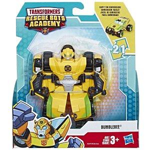 Transformes Rescue Bots Figura Jipe Bumblebee Hasbro E5366