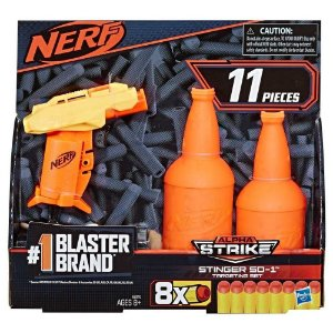 Lançador Nerf Alpha Strike Stinger SD-1 Targeting Set E8310