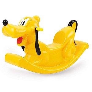 Brinquedo Gangorra Individual Pluto Amarelo Xalingo 18187