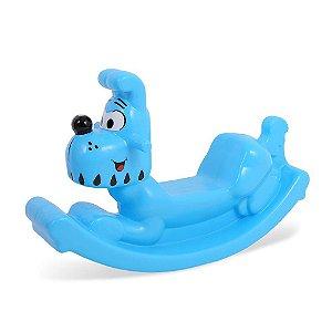 Brinquedo Gangorra Azul Bidu Turma da Monica Xalingo 10687