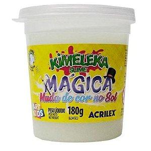Kimeleka Slime Magica Muda de Cor 180g Sortida Acrilex 05880