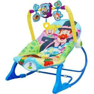 Cadeira de Balanço O Mundo Bita com Sons +0m YesToys 20115