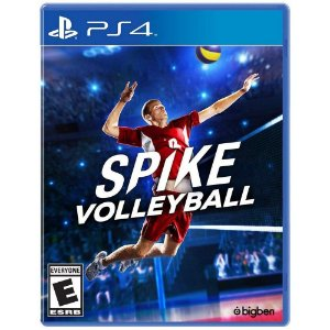 Jogo Midia Fisica Spike Volleyball Original Lacrado para Ps4