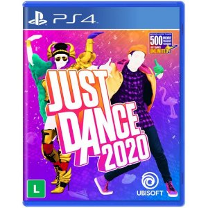 Jogo Midia Fisica Just Dance 2020 Original Lacrado para Ps4