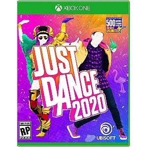 Jogo Novo Midia Fisica Just Dance 2020 Original pra Xbox One