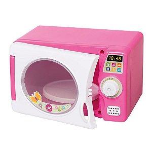 Brinquedo Infantil Microondas 1.0 e Acessorios Calesita 344