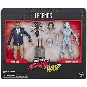 Figura Marvel Legends Series 80th Pack Homem Formiga E6345