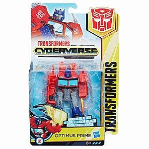 Transformers Cyberverse Figura Autobot Optimus Prime E1884