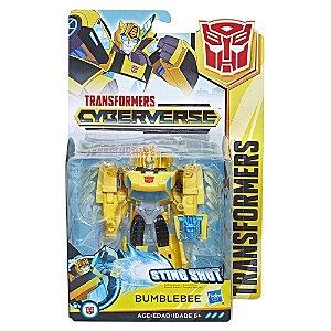 Transformers Cyberverse Figura Autobot Bumblebee Class E1884