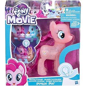 My Little Pony Pinkie Pie Amigas Brilhantes Ponei Rosa C0720