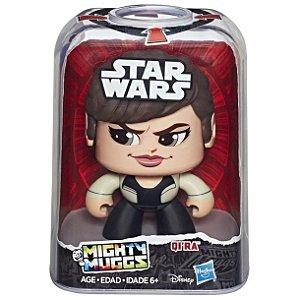 Figura Star Wars Mighty Muggs Disney Mini Qira Hasbro E2109
