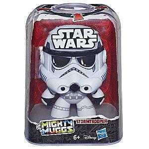 Figura Star Wars Mighty Muggs Mini Stormtrooper Hasbro E2109