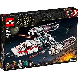 Lego Star Wars Nave Y-Wing Starfighter da Resistencia 75249