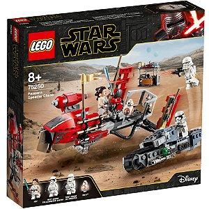 Lego Star Wars Nave Perseguicao de Speeder de Pasaana 75250