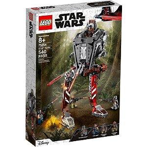 Lego Star Wars Invasor AT-ST com 540 Peças e 4 Figuras 75254