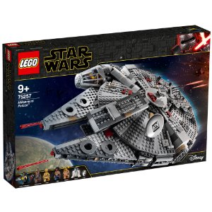 Lego Star Wars Nave Millennium Falcon com 1351 Peças 75257