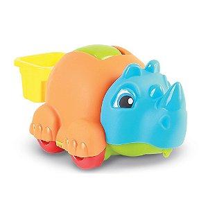 Brinquedo Infantil Baby Rino Colorido +6m Solapa Maral 3070