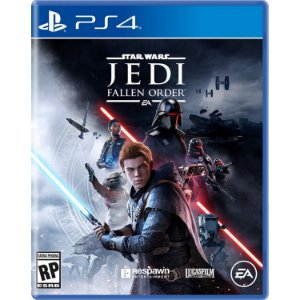 Jogo Midia Fisica Star Wars Jedi Fallen Order EA para Ps4