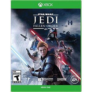 Jogo Midia Fisica Star Wars Jedi Fallen Order para Xbox One