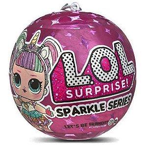 Boneca Lol Surprise Sparkle Series 7 Surpresas Candide 8928