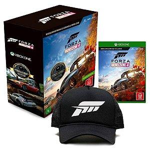 Jogo Midia Fisica Forza Horizon 4 Ediçao Especial Xbox One