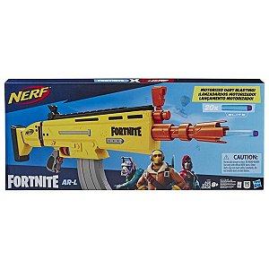 Lançador Nerf Fortnite Reller AR-L e 20 Dardos Hasbro E7061