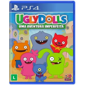 Jogo Midia Fisica Ugly Dolls An Imperfect Adventure para Ps4