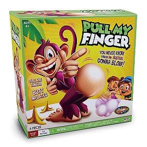 Brinquedo Jogo de Tabuleiro Pull My Finger da Candide 1200