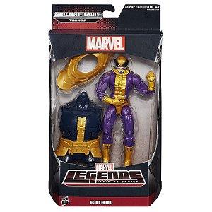 Boneco Marvel Legends Build a Figure Batroc HQ Hasbro B0438