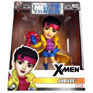 Figura Jada Metal Die Cast Marvel X-Men M352 Jubilee 4135