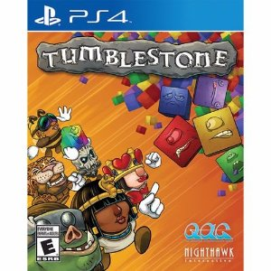 Jogo Midia Fisica Tumblestone Para Playstation 4 Ps4