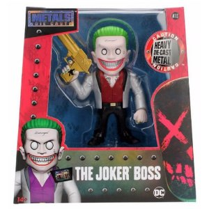 Figura Jada Metal Die Cast DC Comics The Joker Boss M19 3874