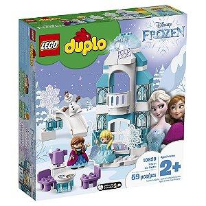 Lego Duplo Disney Frozen 2 Castelo de Gelo da Frozen 10899