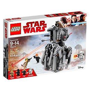 Brinquedo Lego Scouter Primeira Ordem 75177 554 Peças
