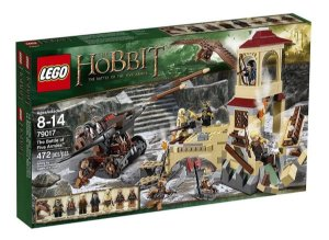 Brinquedo Lego 79017 The Hobbit The Battle Of Five Armies