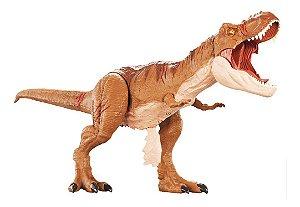 Figura Articulada 105 Cm Jurassic World Tyrannosaurus Fvp48