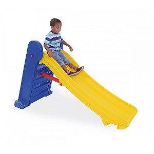 Brinquedo Playground Xalingo Escorregador Master Amarelo