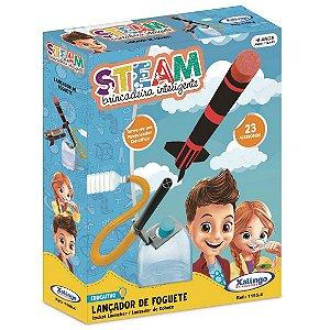 Brinquedo Educativo Steam Lançador de Foguete Xalingo 11554