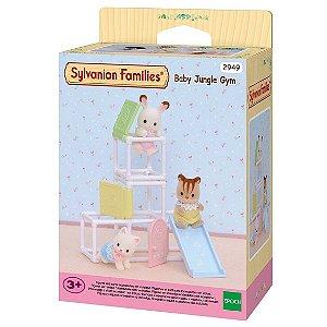 Sylvanian Families Playground Trepa-Trepa de Bebe Epoch 5025