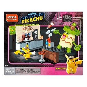 Mega Construx Pokemon Detective Pikachu Hi-Hat Cafe Ggk27