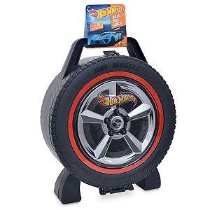 Hot Wheels Matela de Carrinhos Roda Radical 36 Lugares 69237